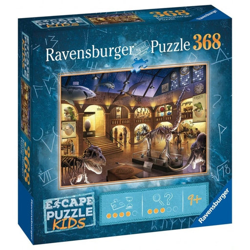 Escape Kids - Museum Mystery Jigsaw Puzzle - The Panic Room Escape Ltd