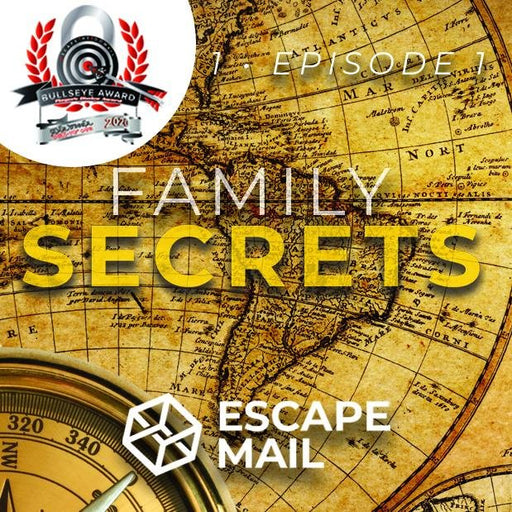 Escape Mail - Episode 1 - Family Secrets - The Panic Room Escape Ltd