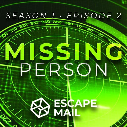 Escape Mail - Episode 2 - Missing Person - The Panic Room Escape Ltd
