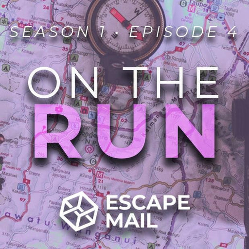 Escape Mail - Episode 4 - On The Run - The Panic Room Escape Ltd