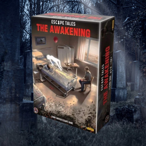Escape Tales: The Awakening - The Panic Room Escape Ltd