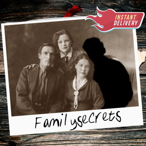 Family Secrets - Online Escape Room Adventure - The Panic Room Escape Ltd