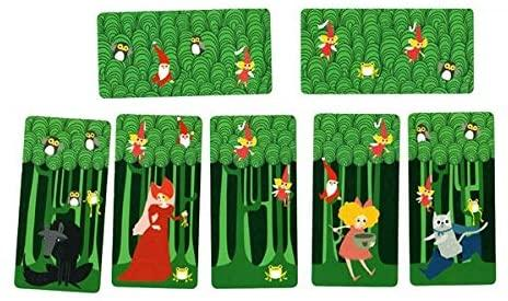 FOREST - Card Game - The Panic Room Escape Ltd