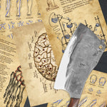 Frankenstein's Book - Puzzle Book Experience (PRE-ORDER) - The Panic Room Escape Ltd