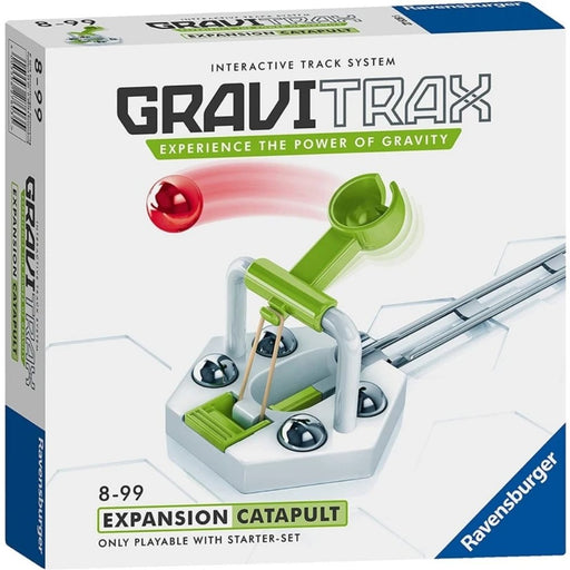 GraviTrax Catapult Accessory - Marble Run & Construction Toy for Kids Age 8 Years and up - The Panic Room Escape Ltd