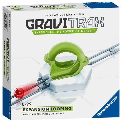GraviTrax Looping Accessory-Marble Run & Construction Toy for Kids Age 8 Years and up - The Panic Room Escape Ltd