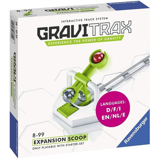 GraviTrax Scoop Accessory-Marble Run & Construction Toy for Kids Age 8 Years and up - The Panic Room Escape Ltd