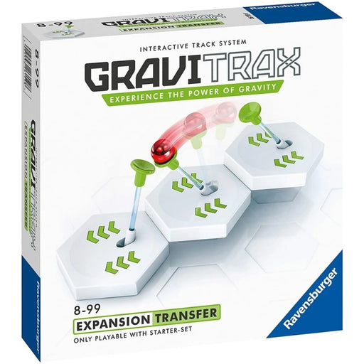 GraviTrax Transfer Accessory - Marble Run & Construction Toy for Kids Age 8 Years and up - The Panic Room Escape Ltd