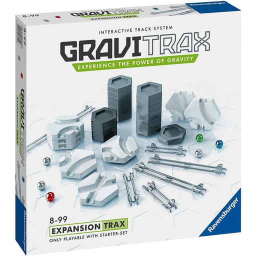 GraviTrax Trax Expansion Pack-Marble Run & Construction Toy for Kids Age 8 Years and up - The Panic Room Escape Ltd