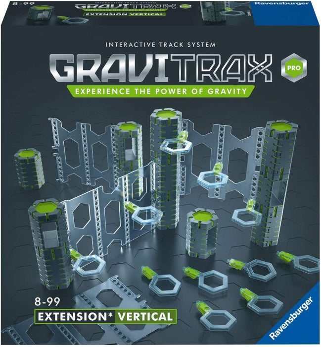 GraviTrax Vertical Accessory - Marble Run & Construction Toy for Kids Age 8 Years and up - The Panic Room Escape Ltd