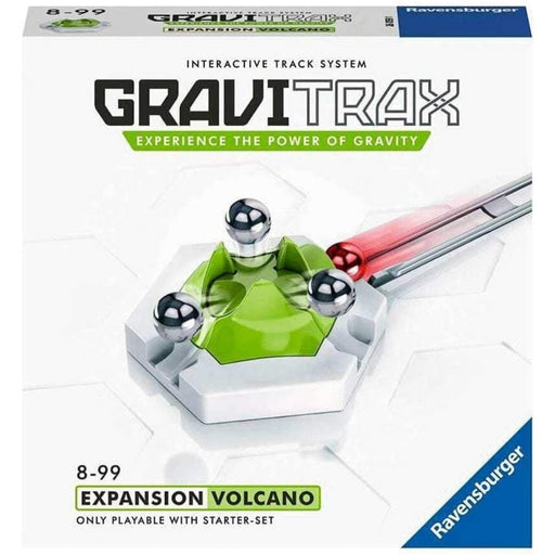 GraviTrax Volcano Accessory-Marble Run & Construction Toy for Kids Age 8 Years and up - The Panic Room Escape Ltd