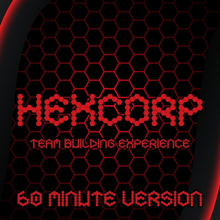 HEXCORP - Remote Team Building Package - The Panic Room Escape Ltd