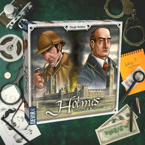 Holmes: Sherlock and Mycroft - The Panic Room Escape Ltd