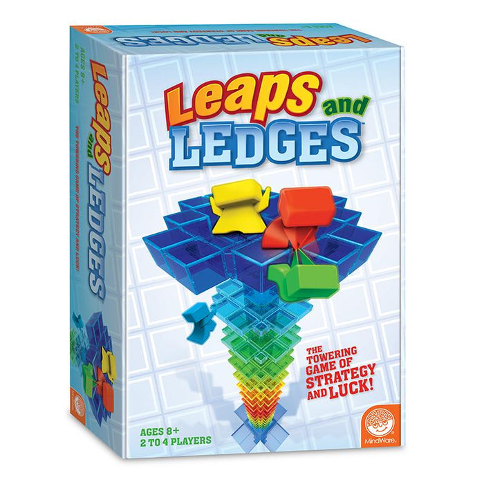Leaps & Ledges - Board Game - The Panic Room Escape Ltd