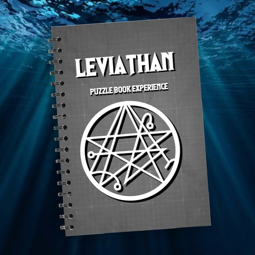 LEVIATHAN - Puzzle Book Experience - The Panic Room Escape Ltd