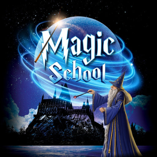 Magic School - Online Escape Game - The Panic Room Escape Ltd