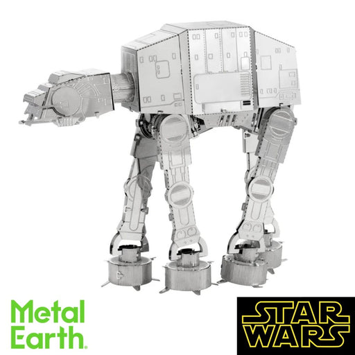 Metal Earth Puzzle - AT-AT - DIY 3D Model Kit / Metal Jigsaw Puzzle - The Panic Room Escape Ltd