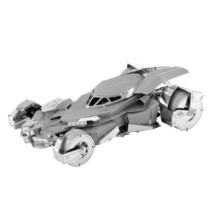 Metal Earth Puzzle - Dawn Of Justice Batmobile - DIY 3D Model Kit / Metal Jigsaw Puzzle - The Panic Room Escape Ltd