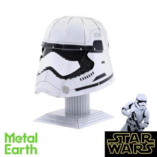 Metal Earth Puzzle - First Order Stormtrooper - DIY 3D Model Kit / Metal Jigsaw Puzzle - The Panic Room Escape Ltd
