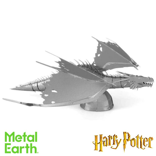 Metal Earth Puzzle - Harry Potter Gringotts Dragon - DIY 3D Model Kit / Metal Jigsaw Puzzle - The Panic Room Escape Ltd