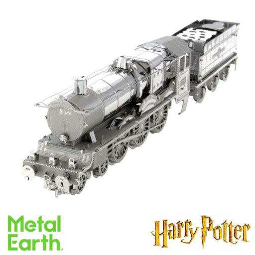 Metal Earth Puzzle - Harry Potter Hogwarts Express - DIY 3D Model Kit / Metal Jigsaw Puzzle - The Panic Room Escape Ltd