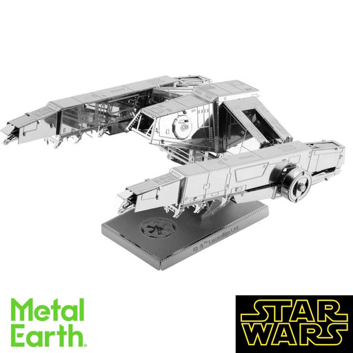 Metal Earth Puzzle - Star Wars: Imperial AT-Hauler - DIY 3D Model Kit / Metal Jigsaw Puzzle - The Panic Room Escape Ltd