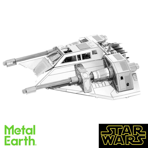 Metal Earth Puzzle - Star Wars: SNOWSPEEDER - DIY 3D Model Kit / Metal Jigsaw Puzzle - The Panic Room Escape Ltd