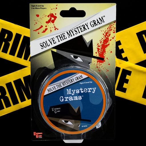Mystery Tins - Mystery Grams - The Panic Room Escape Ltd