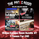Online Escape Room Bundle #1 - The Panic Room Escape Ltd