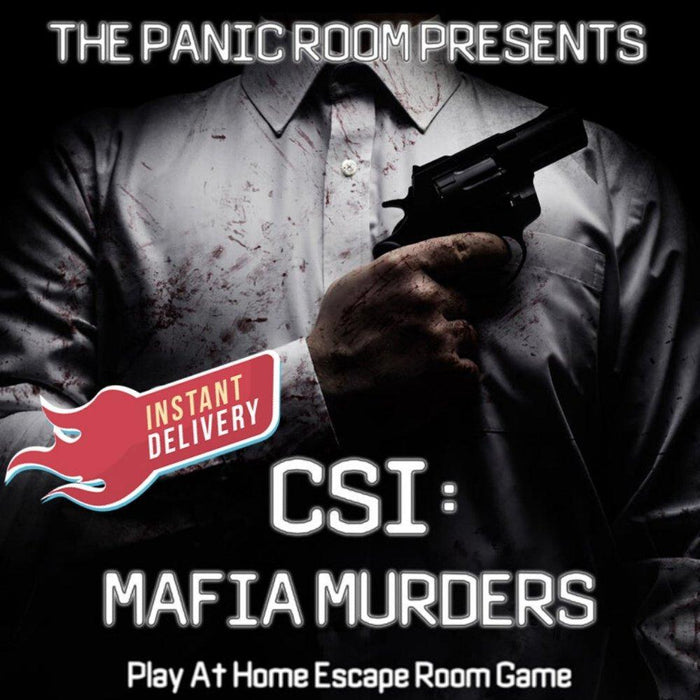 Printable Gift Online Escape Rooms - The Panic Room Escape Ltd