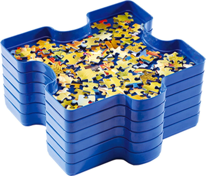 Puzzle Sort & Go - Sorting Trays suitable for Jigsaws up to 1000 pieces - The Panic Room Escape Ltd
