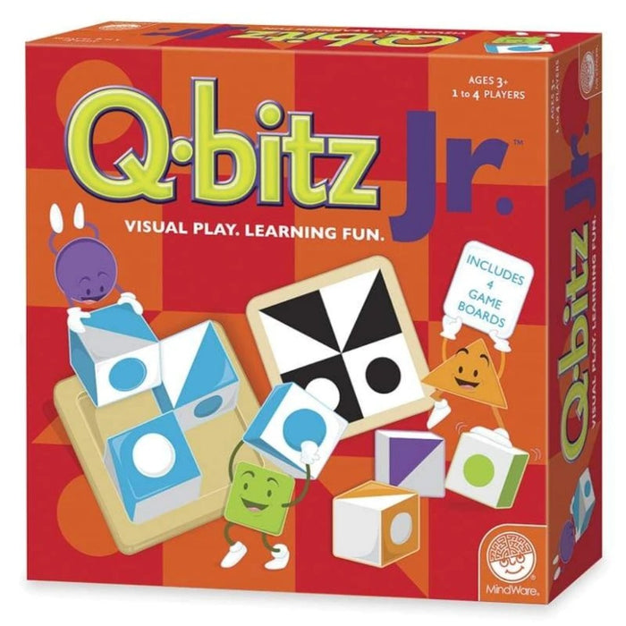 Q-bitz Junior - The Panic Room Escape Ltd