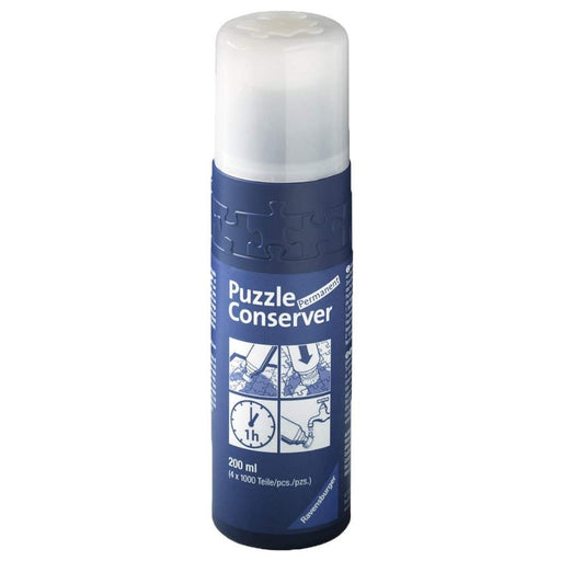 Ravensburger Puzzle Glue Conserver - Suitable For Up To 1000 Piece Jigsaws - The Panic Room Escape Ltd