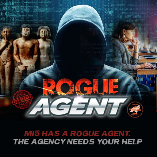 Rogue Agent - Online Escape Game - The Panic Room Escape Ltd
