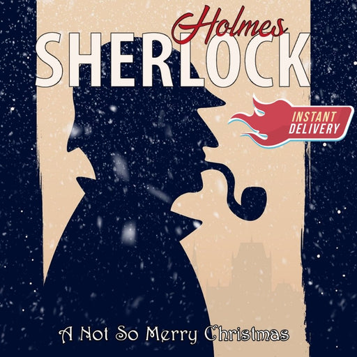 Sherlock Holmes 'A Not So Merry Christmas' Online Escape Room Experience - The Panic Room Escape Ltd