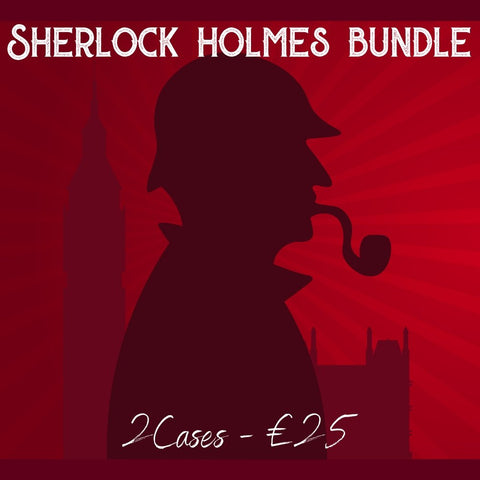 Sherlock Holmes Bundle - 2 Games - The Panic Room Escape Ltd