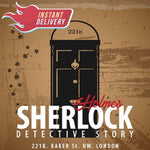 Sherlock Holmes - Remote Team Building Package - The Panic Room Escape Ltd