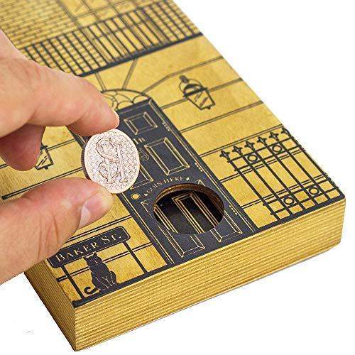Sherlock Holmes - The Case of the Priceless Coin - The Panic Room Escape Ltd