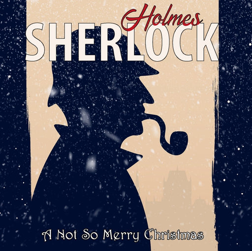 Sherlock Holmes - XMAS - Remote Team Building Package - The Panic Room Escape Ltd