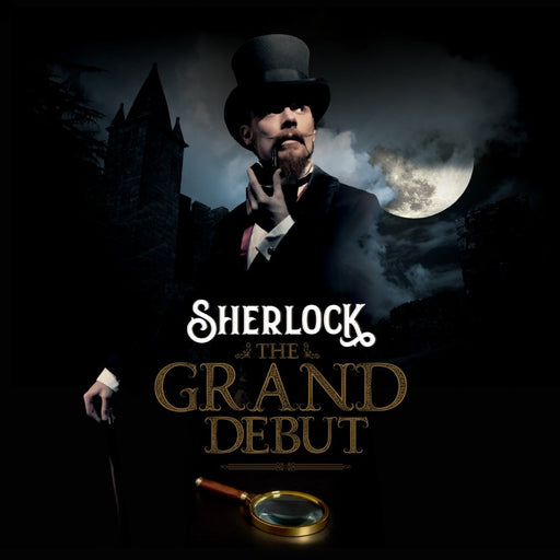 Sherlock: The Grand Debut - Online Escape Game - The Panic Room Escape Ltd