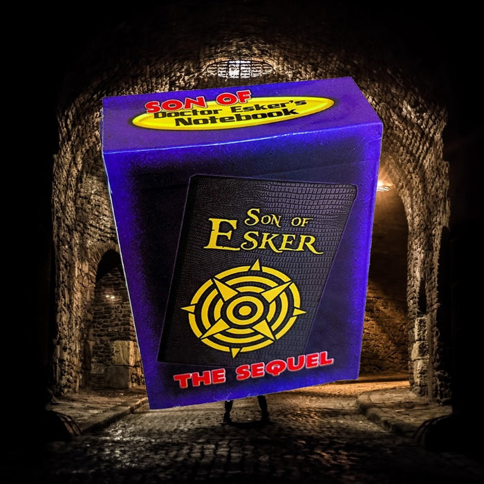 Son of Doctor Esker's Notebook - The Panic Room Escape Ltd