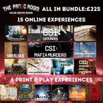 The 'ALL IN' Bundle - The Panic Room Escape Ltd