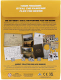 The Art Heist - Trapped Escape Room Board Game - The Panic Room Escape Ltd