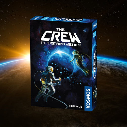 The Crew – Quest for Planet Nine - The Panic Room Escape Ltd