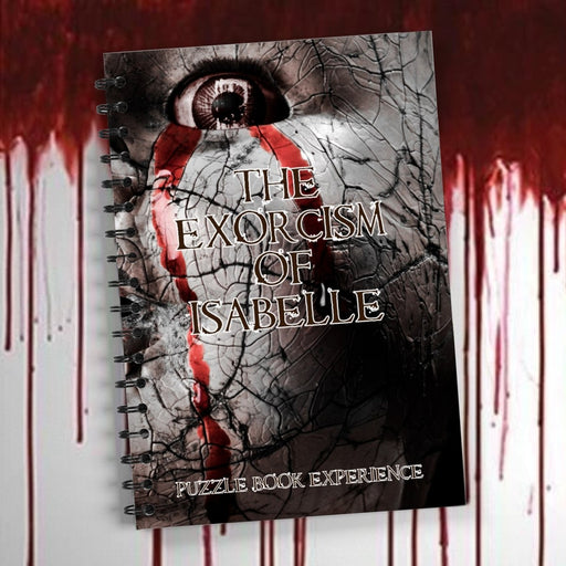 The Exorcism Of Isabelle - Puzzle Book Experience - The Panic Room Escape Ltd