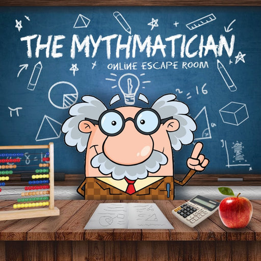 The Mythmatician - Family Online Escape Room *New For 2021* - The Panic Room Escape Ltd