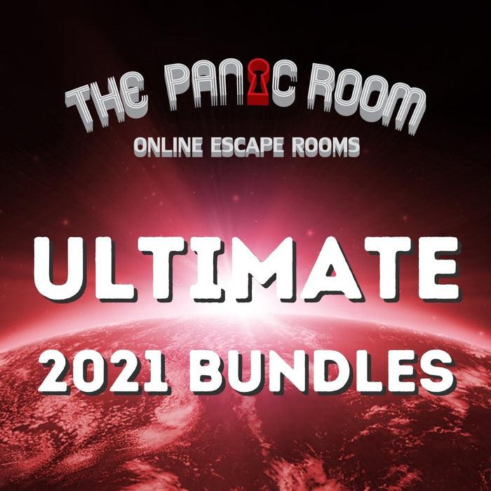 Ultimate Escape Room Bundle *New For 2021* - The Panic Room Escape Ltd