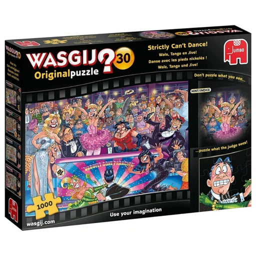 Wasgij Original - 30 Strictly Cant Dance Jigsaw Puzzle - The Panic Room Escape Ltd
