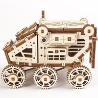 Workshop with 2 kits - Gearbox & Mars Buggy with BONUS coloured markers included