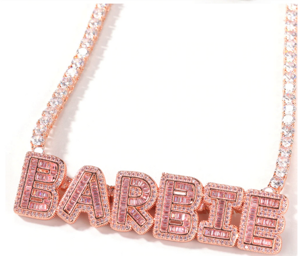 Barbie Necklace